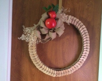 An Apple a Day Wreath