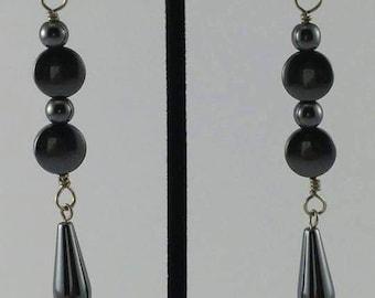 Hemalyke stack earrings