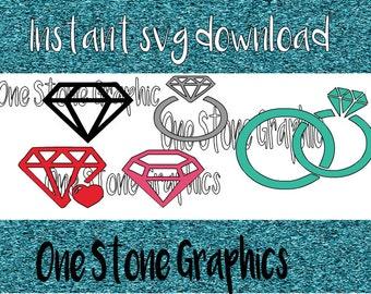 "Shop ""ring svg"" in Patterns & Tutorials"