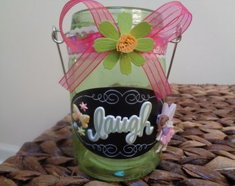 Laugh in the moment Jar