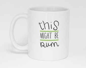 This might be rum mug