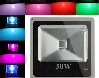 IP66 50W LED projector
