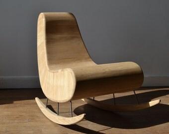 Chair rocking chair Gorhdini