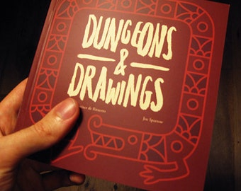 Dungeons & Drawings Volume 1