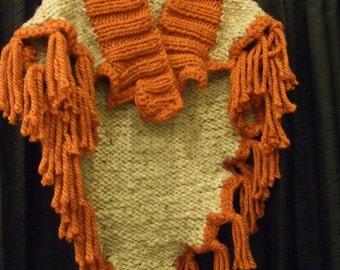warm woolen stole