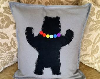 Bear Cushions