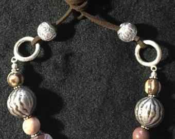 Jasper Extended Necklace