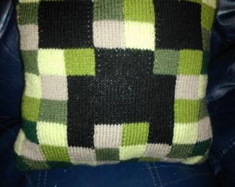 Craft cushion handmade