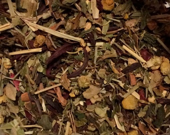 Breathe Deeply Herbal Tea