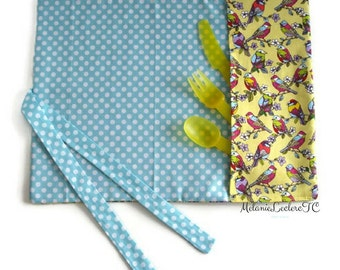 Placemat with cover - custom