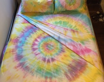 Groovy Double Bed Sheet Set
