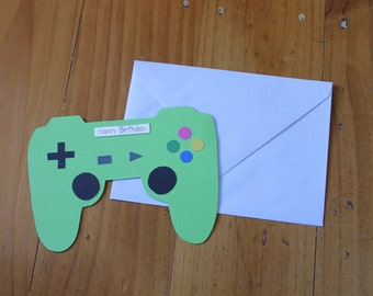Playstation Controller Card