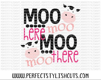 Old Mcdonald SVG, DXF, EPS, png Files for Cutting Machines Cameo or Cricut - Farm Svg, Preschool Svg, Nursery Rhyme Svg, Cow Svg