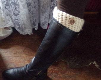 Boot cuffs