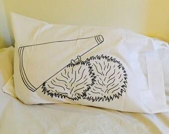 Cheerleading Pillowcase