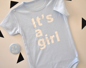 Baby girl gift set