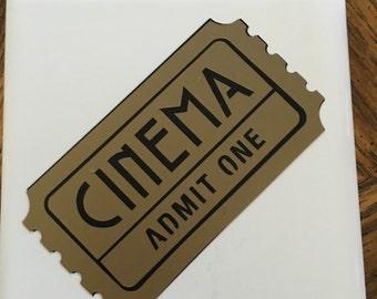 Cinema Coaster