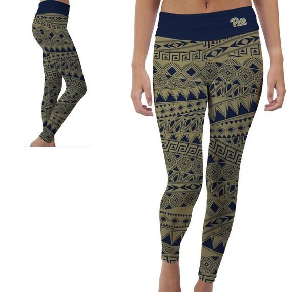Pittsburgh Panthers Yoga Pants Designs