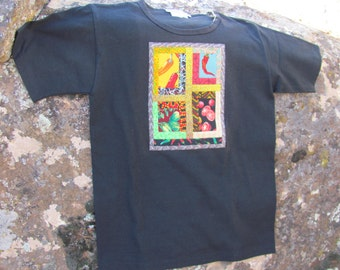 Salsa Patchwork T- Shirt