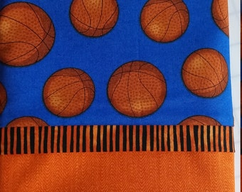 Standard Pillow Case - Fun basketball pillowcases, Pillowcases, Kids Pillowcases