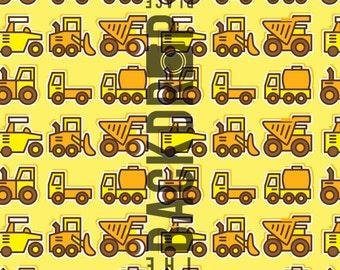 Photography Backdrop- Dump Trucks