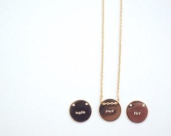 Necklace Petra