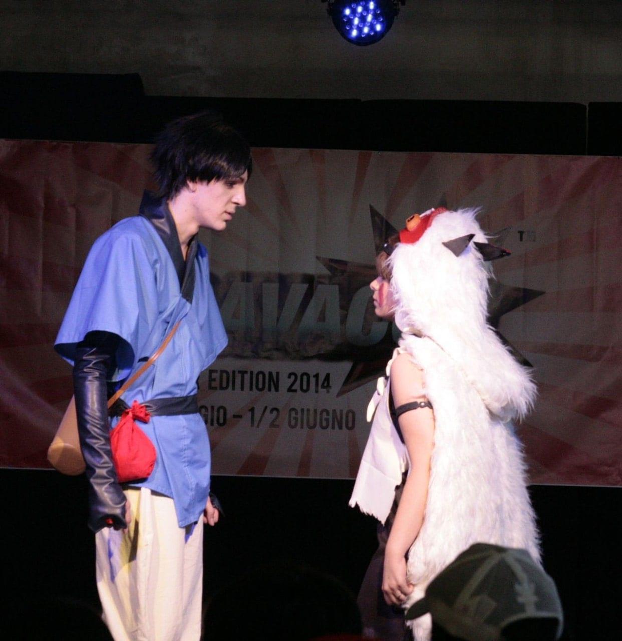 Princess Mononoke Ashitaka Costume