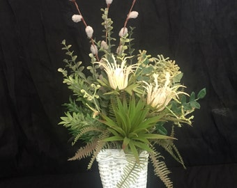 Succulent Mixed Bouquet