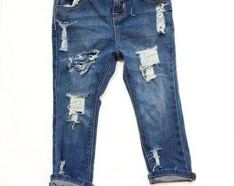 Valentina style skinny jean