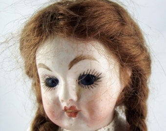 "Antik Repro doll ""Armand Marseille 1904"", ca. 19 cm  (47)"