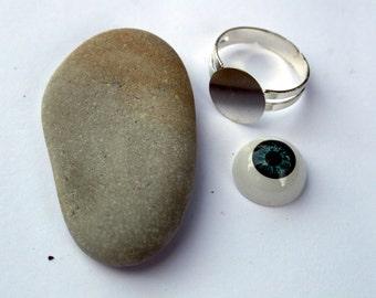 Kit Ring  material bisutería manualidades Anneau Anillo Anello кольцо
