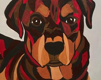 Draper Puppy