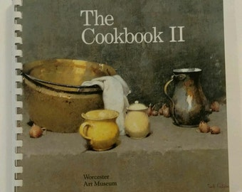 Worcester Art Museum The Cookbook II