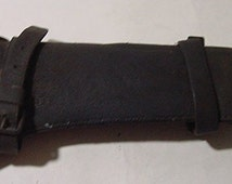 Model 1887 Springfield Trapdoor Carbine Boot with the brass reinforced throat