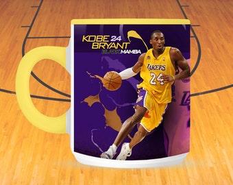 Kobe Bryant Mug.