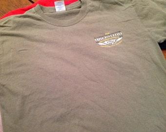 B-24 Bomber shirt -MD