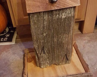 Custom made Bird feeder