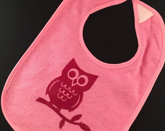 Personalized Cloth Baby Bib