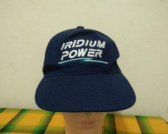 Rare Vintage DENSO Spark Plugs | Iridium Power Cap Hat Free size fit all