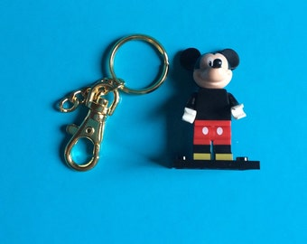Diy Mickey Mouse minifig