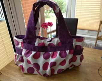 Shopping bag, beach bag, picnic bags, Weekender, shoulder bag, - Allrounder! Holiday up are!
