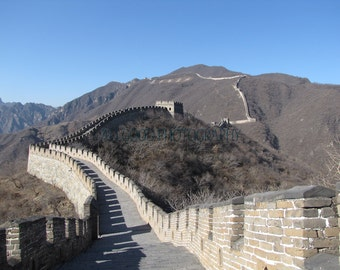 The Great Wall of China, Landscape Photography,