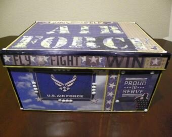 Airforce box