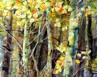 Aspen Grove 12 -- by Bonnie White