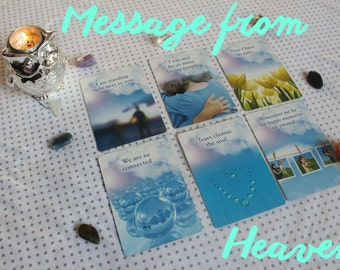 Messages From Heaven Reading