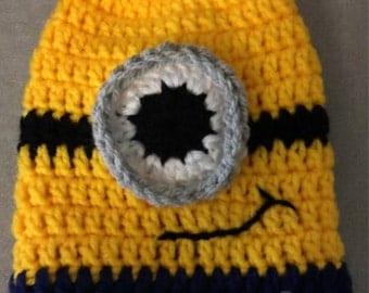 Minion = Cast Sock = Ready to ship.