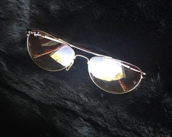 Vintage Ray-Ban sunglasses pink