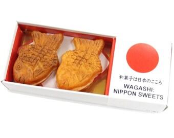 "Japan Sweets magnet ""Taiyaki""  MGW005496 2 piece"