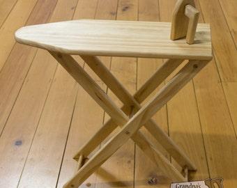 Wooden Iron