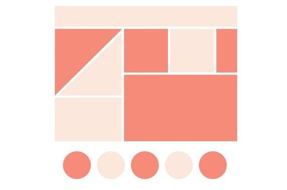 moodboard template digital download adobe illustrator moodboard design blog moodboard blog. Black Bedroom Furniture Sets. Home Design Ideas